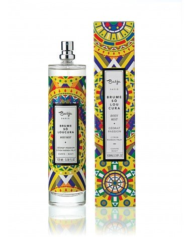 BODY AND HAIR MIST CITRON PASSION FRUIT
