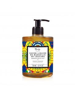 BODY AND HAND LIQUID SOAP CITRON PASSION FRUIT
