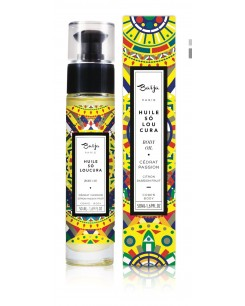 BODY OIL CITRON PASSION FRUIT