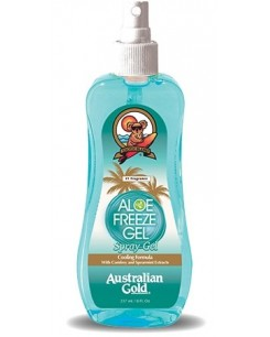 ALOE FREEZE SPRAY GEL