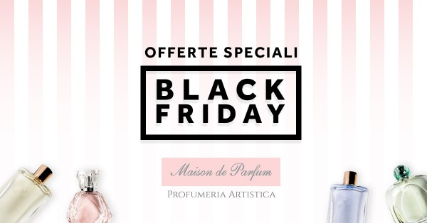 Black Friday & Cyber Monday: scopri le promozioni esclusive Maison de Parfum!