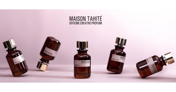 MAISON TAHITÉ: Nuovi profumi alla vaniglia